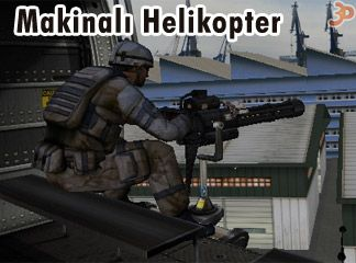 Makinalı Helikopter
