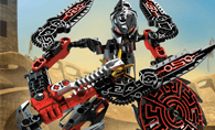 3D Gladyatör Robot