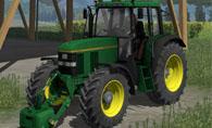 3D Traktör Simülasyonu